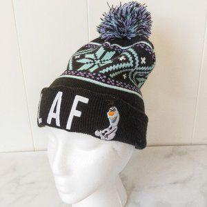 💐 4/$25 Disney Frozen Olaf Knit Hat